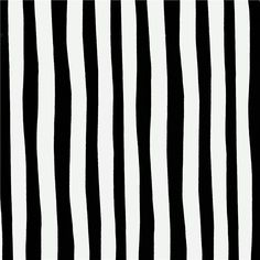 Celebrate Seuss! Squiggle Stripe Black/White from @fabricdotcom  Celebrate Seuss! By Dr. Seuss Enterprises for Robert Kaufman Fabrics, this licensed fabric features a wavy black and white stripe. The stripe is vertical to the selvedge. Use for quilting and craft projects as well as apparel and home decor accents.