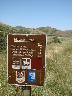 Miwok to Bonita Point, 7.8 miles; There are a series of trails along the coast connecting beautiful beaches. There are extremely steep portions of these trails, so plan ahead and bring water and food.