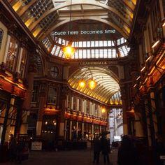 Leadenhall market, London, England - photo credit: Samantha Ingarfield London England, Photo Credit