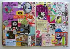 https://flic.kr/p/cQpZjQ   Forever27   infinitas_Posibilidades_Aquí_Y_allá  Julio 2012 // July 2012  Hardcover. Visual Journal. Altered Book. 21 x 28 cms. 8.5 x 11 in. Double spread. Collage on paper. Handmade. Not digital images at all. Instants, sighs. Life.  ©fdL2012