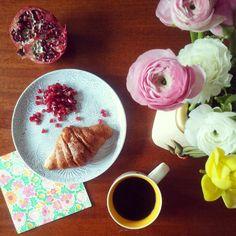 Tè verde e pasticcini: { It'sBreakfastTime } - Dicembre 2014