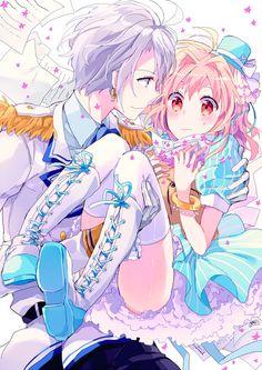 Anime Couple ★ Crystal Spark