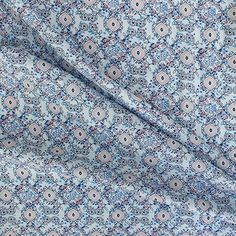 Moonstone-Rayon. Sew over it