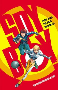 SpyBoy Vol. 1: The Deadly Gourmet Affair What if you were an international super spy? What if you had the latest technology at your fingertips? What if you had martial-arts training to hone your mind and body into the perfect living weapon? What if you didn't know it? But what if others did?