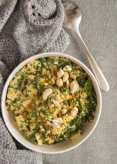 » Porridge aux épina