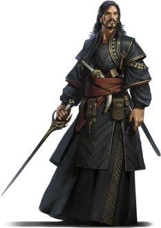 Fantasy Character Design, Character Design Inspiration, Character Concept, Character Art, Concept Art, D D Characters, Fantasy Characters, Steampunk Characters, Arte Ninja