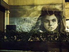 Awesome!!Somewhere in Athens..