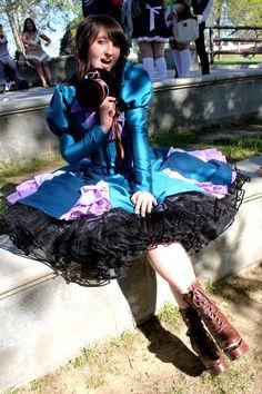 Victorian lolita.