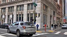 Driving Downtown - San Francisco California USA 4K