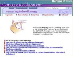 Concept to Classroom: Inquiry-based Learning   Open Training Platform