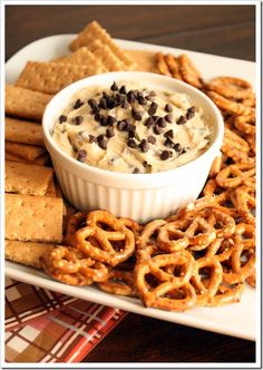 cookie dough dip! cant wait to try this!!!