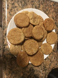 Hannah Swensen, Cinnamon, Crisp, Cookies, Desserts, Food, Canela, Crack Crackers, Tailgate Desserts