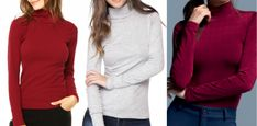Blusa cacharrel segunda pele de malha  Uma blusinha clássica para o inverno com esquema de modelagem do PP ao EXGG.