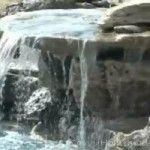 Homemade Garden Waterfall Ideas