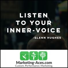 Intuition can help guide you down the right path. * * * * * #emailmarketing #videomarketing #youtubeadvertising #intuition