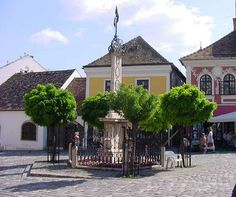 Szentendre, Hungary: Colorful Past, Color-full Present European Destination, European Travel, Lds Mission, Budapest Hungary, Slovenia, Homeland, The Places Youll Go, Austria, Beautiful Places
