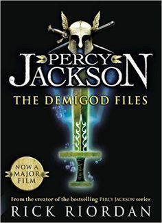 Percy Jackson: The Demigod Files: Amazon.de: Rick Riordan: Fremdsprachige Bücher