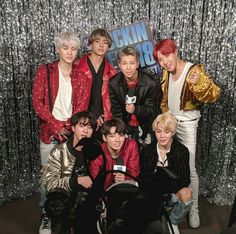 [IG: jeff.kolada] BTS of #BTS @bts.bighitofficial for #BTSxRockinEve
