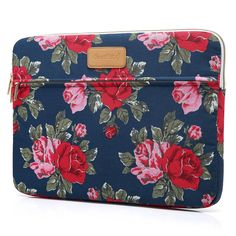 Amazon.com: CoolBell(TM)15.6 Inch Laptop Sleeve Case Cover With Peony Flower Pattern Ultrabook Sleeve Bag For Ultrabook like Macbook Pro/Macbook Air/Acer/Asus/Dell/Lenovo/Women/Men: Computers & Accessories