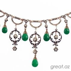 Emerald Necklace, Jewel Box, Charmed, Jewels, Bracelets, Necklaces, My Style, Delaware, Manhattan