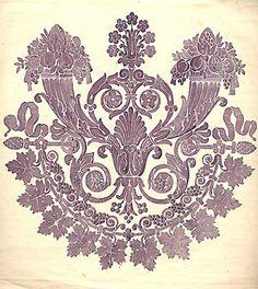 Neoclassical Motif www.ChristinaMari...