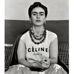 Frida for Céline.