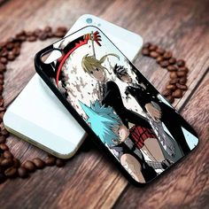 Soul Eater | Anime | Movie | custom case for iphone 4/4s 5 5s 5c 6 6plus case and samsung galaxy s3 s4 s5 s6 case - RSBLVD