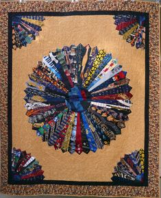 necktie quilt pictures - Yahoo Search Results