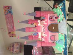 Disney princess birthday cake  what do you think tootsie can you do it???