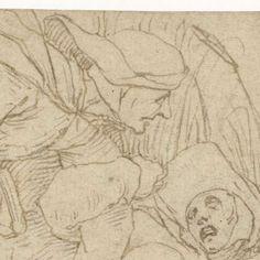 studie blinden - Rijksmuseum Pieter Brueghel The Elder