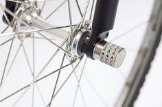 SPHYKE - Bike Wheellock