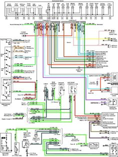 10 best diagrams to add images | diagram, mustang, ford 2016 mustang gt wiring diagram 2017 mustang speaker wire colors pinterest