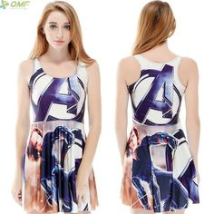 Superhero Dress – One Geek