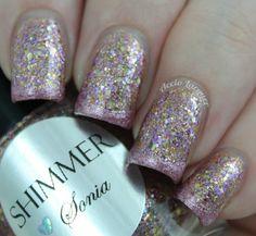 Accio Lacquer: Shimmer Polish: Sonia