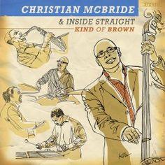 Christian+McBride+Kind+Of+Brown+2+LP+210+Gram+Vinyl+Gatefold+Limited+Edition+Mack+Avenue+Records+USA+-+Vinyl+Gourmet