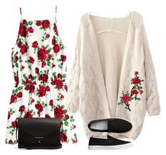 """#264"" by mintgreenb on Polyvore featuring H&M and PB 0110"