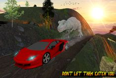 #wild #dino #world #survival #jungle #attack #victim #survive #sportscar #giant #speed #battle #mission #brutal #environment #android #game #play