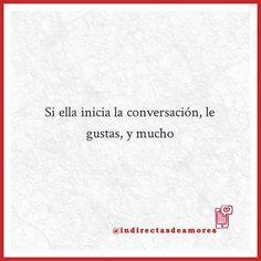 Exacto! ;) #indirectas #frases #amor #frasesdeamor
