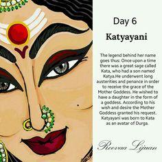 Navaratri Day 6