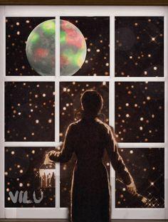 Colorful Moon - Virginia Lucia Campos Mendonça