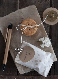Simple Food: Button-Crackers ♥ Лесна храна: Крекери-копчета | 79 Ideas