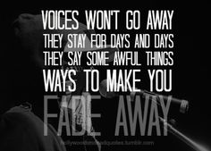Another Way Out- Hollywood Undead