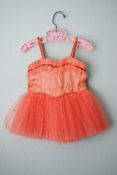 vintage tutu, mine was pink when I had ballet at Marjorie Biele's in Edgebrook! So cute!