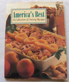 $2.00 America's Best Vol. 3 1985 PB (62616-171) vintage cookbooks
