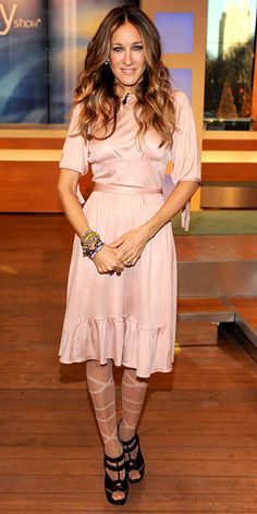 Sarah Jessica Parker in Chanel