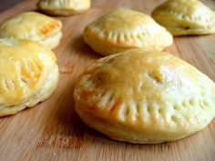 Chicken Curry Hand Pies Recipe (frozen wings)