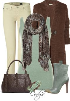 """Two Tone"" by cindycook10 ❤ liked on Polyvore"