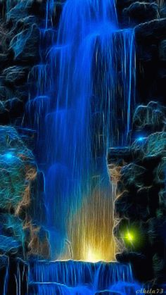 Preciosa catarata   A collection of CLICK ON THE PICTURE (gif) AN WATCH IT COME TO LIFE. ....♡♥♡♥♡♥Love★it