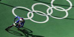 JO 2016 - BMX : Manon Valentino chute en finale, la Colombienne Pajon conserve son titre
