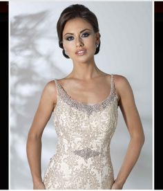 Style *12848* PENELOPE » Wedding Dresses » Spring 2014 Collection » by Cristiano Lucci (close up)                                  www.nhsales.co.uk